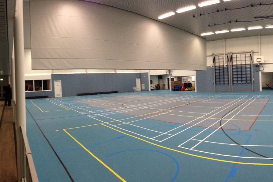 sportzaal Stedeke
