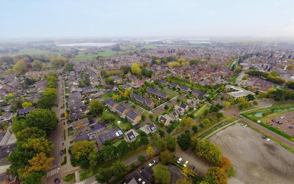 nieuwbouwplan Koster, IJsselmuiden